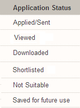 Application-Status