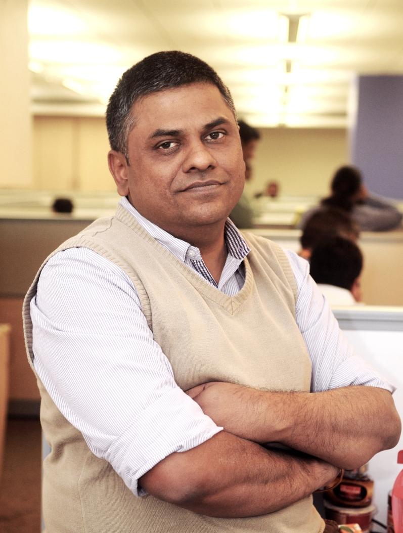 Ambareesh Murthy Co-founder Pepperfry