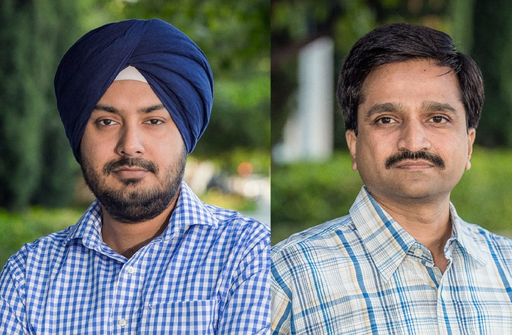 Druva-founders