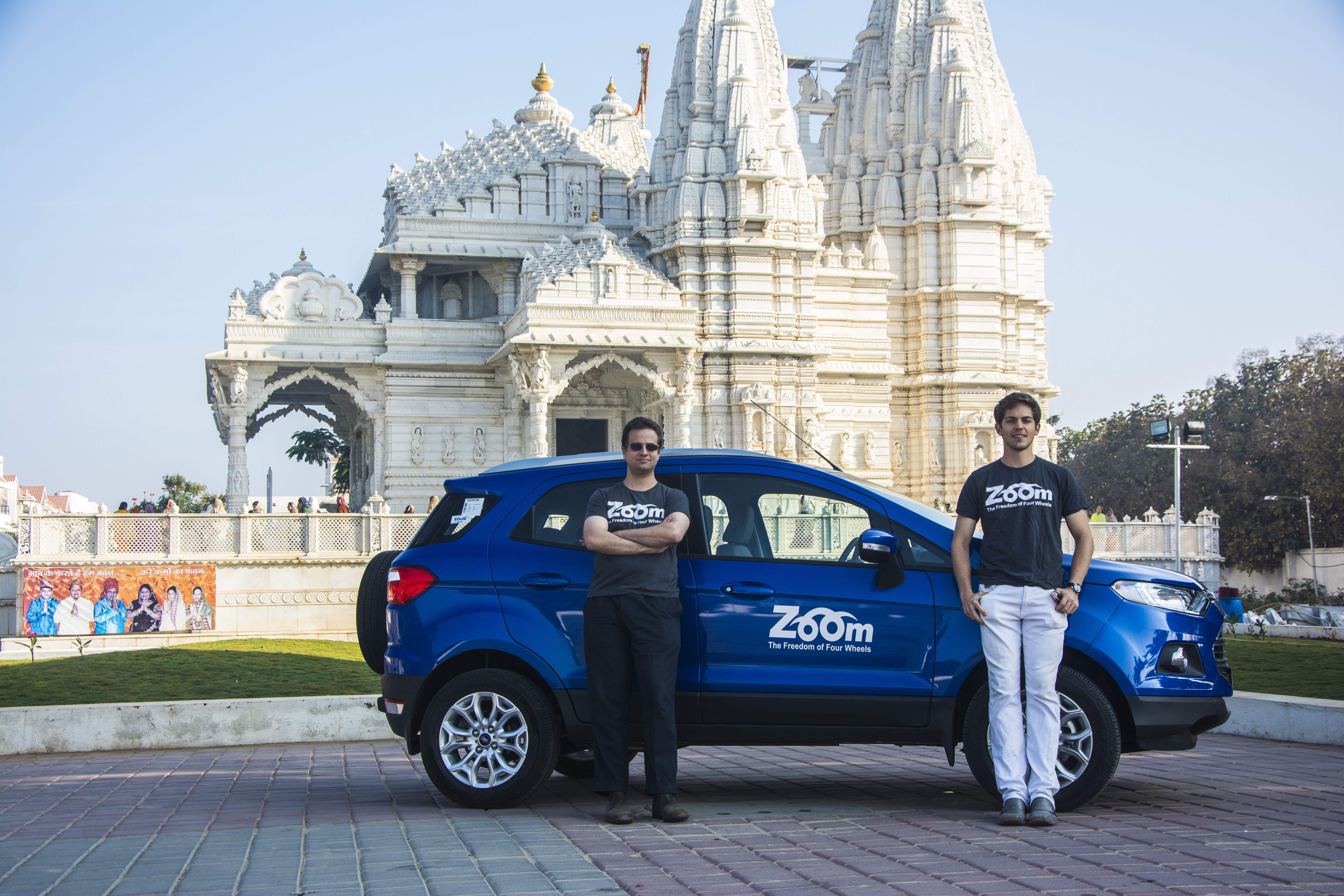 ZoomcarFounders