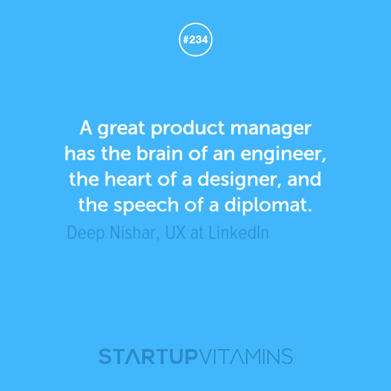great product manager