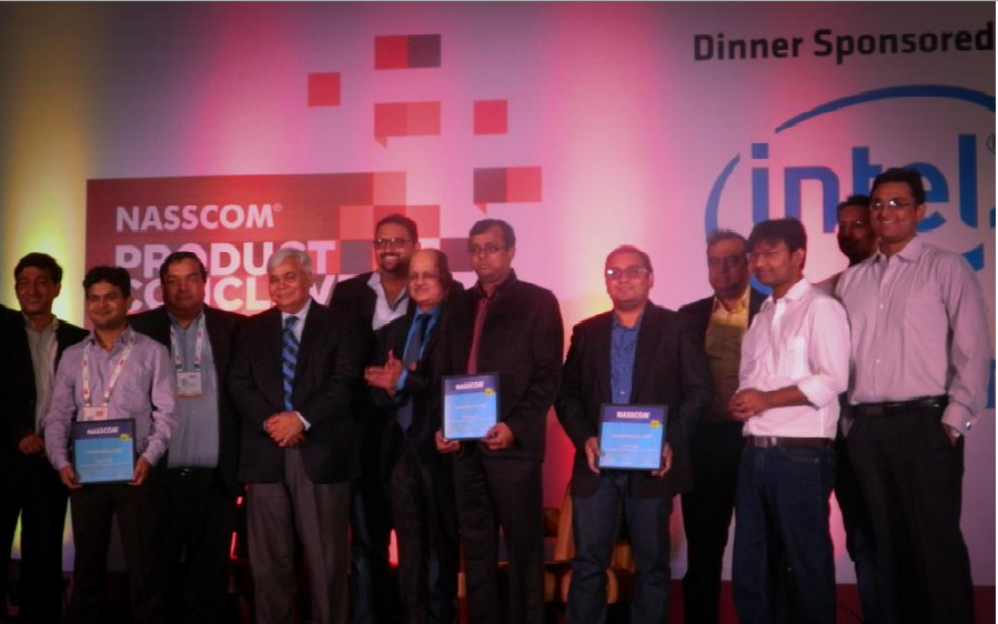 innovacer team @nasscomm conclave