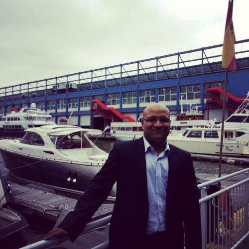 nikhil ambekar- Founder & CEO