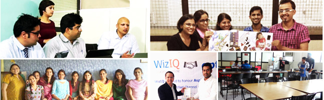 wiziq team