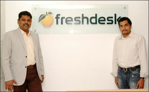 Freshdesk founders