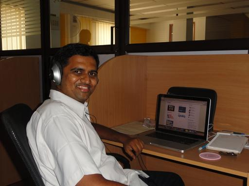 krish co-founder & CEO chargebee