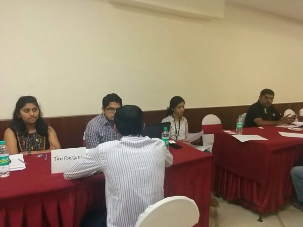 "Hirist com ""Job-a-thon"" In Bangalore! | The Geek Factory"