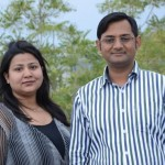 Shilpi Jain & Diwakar Chitora, Co- Founders of Intellipaat